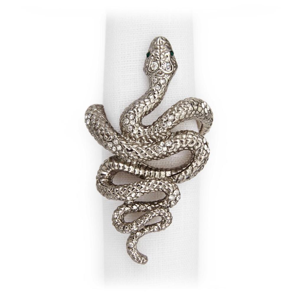 snake napkin ring